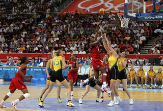 She Got Gam: FIBA Considers Lower Rims, Higher Hems For Women's Basketball