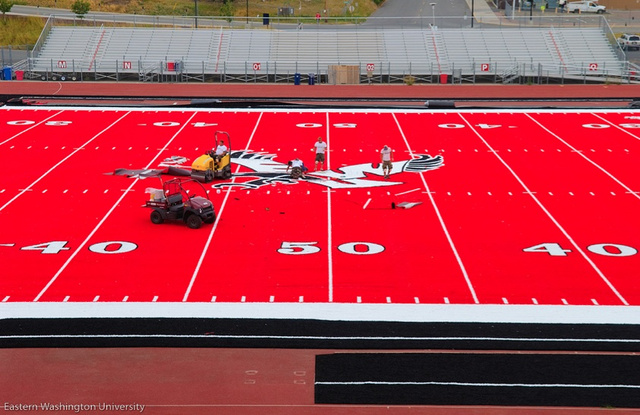 Weekend Winner: Eastern Washington's Horrid New Field
