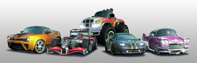 Toy Cars Coming To Burnout Paradise