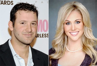 Tony Romo Is Banging A Former Cowboys Intern Who Can't Subtract