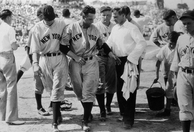 Concussions Killed Lou Gehrig, Killing NFL Players