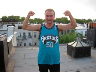 Look At This Fucking Hoopster; Or, The Decline Of Western Civilization