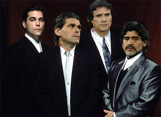 Diego Maradona's Entourage — True Identities Revealed!