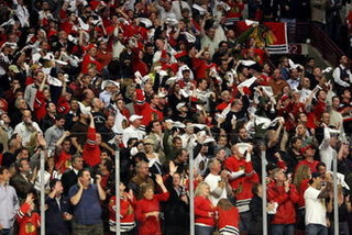 Weekend Winner: The Chicago Blackhawks' Bandwagon