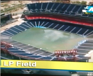 LP Field Will Soon Be Suitable Only For Water Polo (Photo Update)