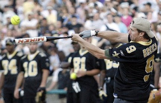 Drew Brees, Times-Picayune Leave The Yard In Entirely Different Ways