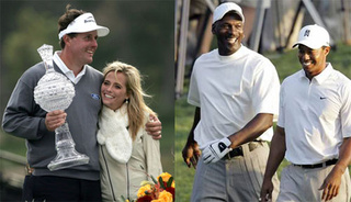 How Did That False Amy Mickelson-Michael Jordan Rumor Start Anyway?
