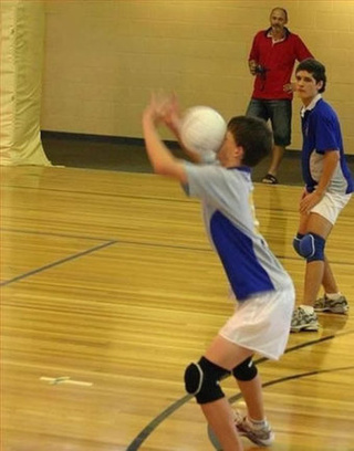 Your Ferocious Middle-School Volleyball Spike Of The Day