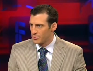 Today In SportsCenter Fashion: Doug Gottlieb's Mentos Commercial Couture