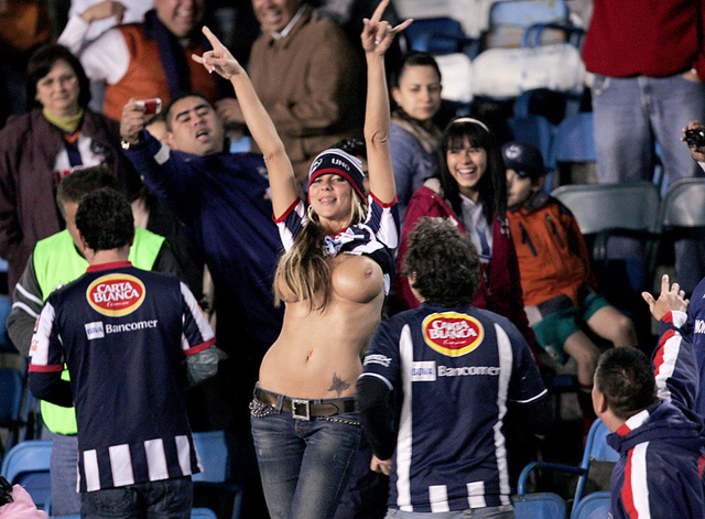 BOOOOBS!:A Gripping Photojournalistic Account Of The Monterrey, Mexico, Flashing Incident