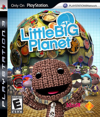 Here's Your LittleBigPlanet Box Art, Americans