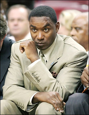 Isiah Thomas Continues His Formula For Success