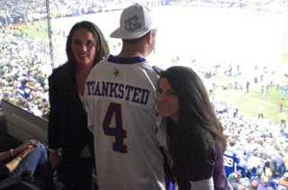 Deanna Favre Is Also A Fan Of The Custom Jersey