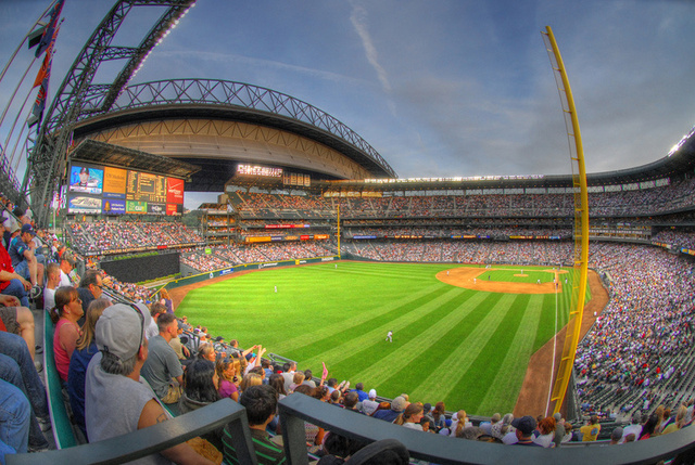 Why Your Stadium Sucks: Safeco Field