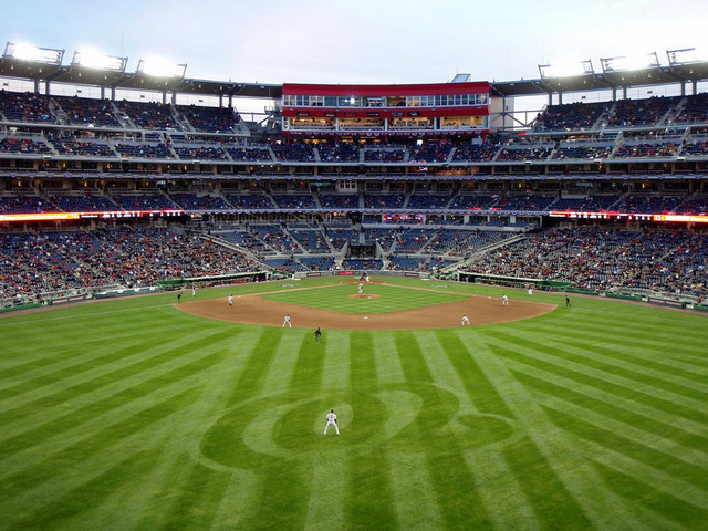 Why Your Stadium Sucks: Nationals Park