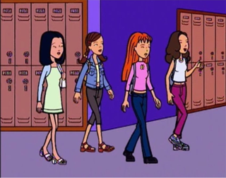 Daria & Fashion: A Few Of My Favorite Things