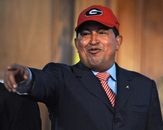 Hugo Chavez Loves His Dawgs?