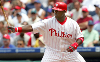 Baseball Being Very Good To Ryan Howard