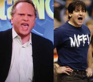 SHOTY Elite Eight: Buzz Bissinger Vs. Mark Cuban