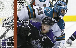 San Jose Sharks Quietly Devouring Professional Hockey
