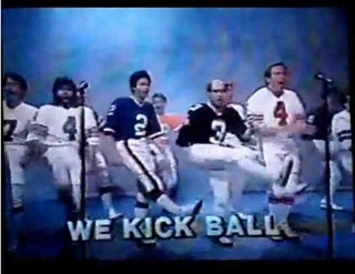 Morning Blogdome: We Are Kickers, We Kick Ball
