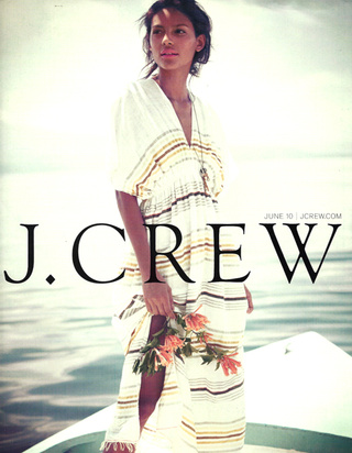 J.Crew's Summer Abroad: Sweet Swimsuits, Sharp Shorts & Dreadful Dresses