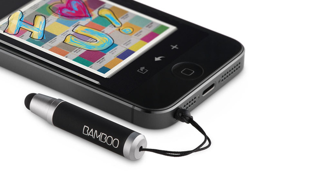 Click here to read A Tiny Wacom Stylus Is a Perfect Phone Companion (If You Don't Lose It)