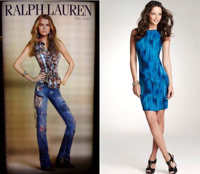 Ann Taylor's Photoshop Insanity