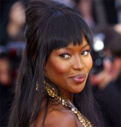 Naomi Campbell Facing Subpoena For Blood Diamond Fracas