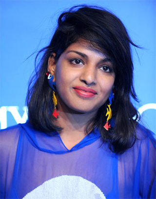 M.I.A. Doesn't Think Her Video Is Controversial