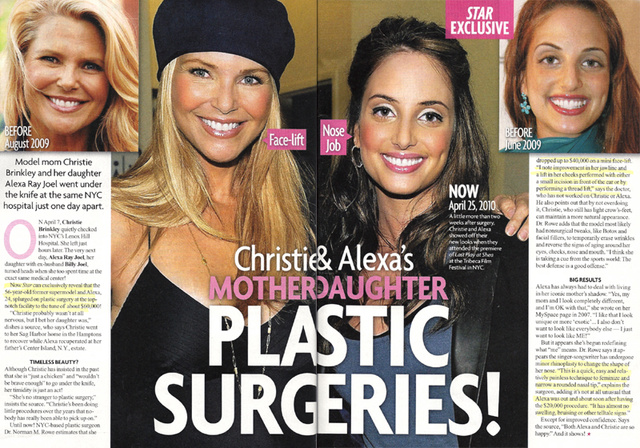 This Week In Tabloids: Everyone You Think Is Pretty Had Plastic Surgery