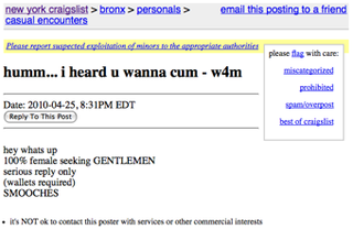 How Much Is Craigslist Profiting From Prostitution?