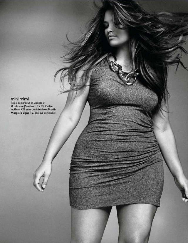 "French Elle's First ""Curvy"" Issue Introduces Us To Tara Lynn, Capes"