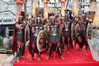 Clashing Clothes At Clash of the Titans Premiere!