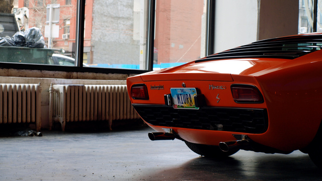 Seinfeld Gets To Drive The Most Beautiful Car Ever Made