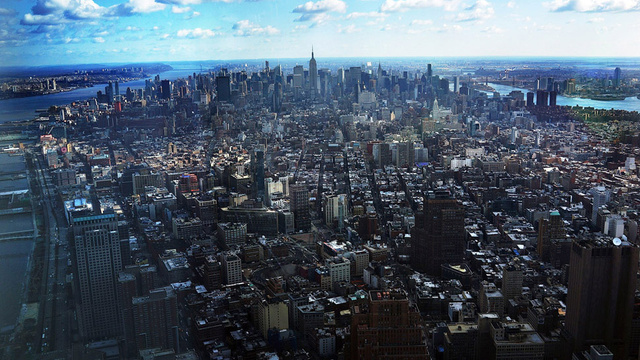 New York City Looks Amazing