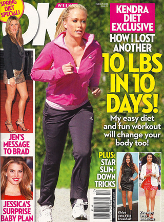 This Week In Tabloids: Sandra's Husband Had An Affair; Justin Might Be Cheating On Jessica