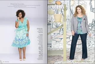 "Nordstrom Catalog Quietly Includes ""Plus Sized"" Models, Separately"
