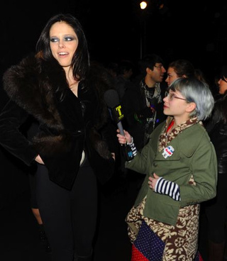 Coco Rocha Speaks Out About Models' Health; Crystal Renn To Walk In London Fashion Week