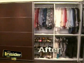 Lindsay Lohan: Before & After Hoarder Home