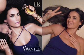 Demi Moore, Unretouched: Or, Why Do Cosmetics Companies Think Models Need Photoshop?