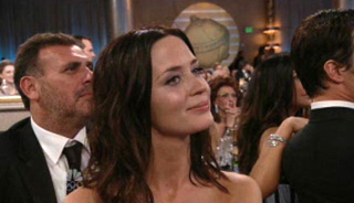 Acting & Reacting: Faces Of The Golden Globes