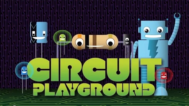 Circuit Playground Teaches