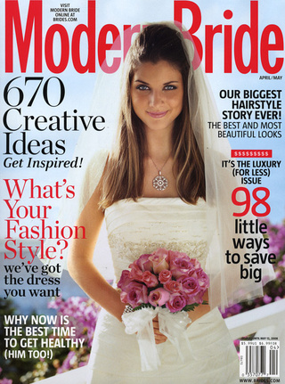 Something Blue: Are You A Formerly-Employed Bridal Mag Staffer?
