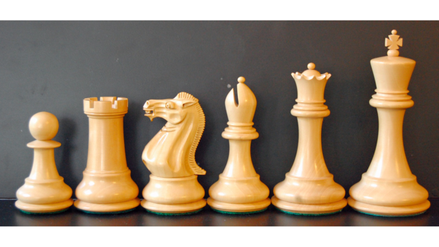 How Chess Got Its Timeless Style