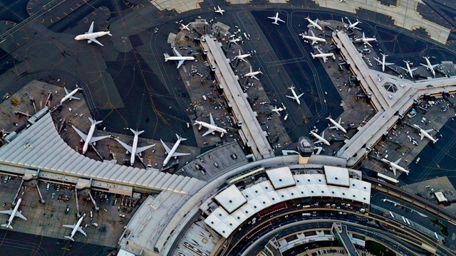 Airports Are a Beautiful Twisted Mess