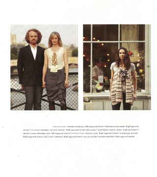 "Anthropologie: Sartorialist-ic ""Real"" People Impossibly Pretty, Well-Dressed"