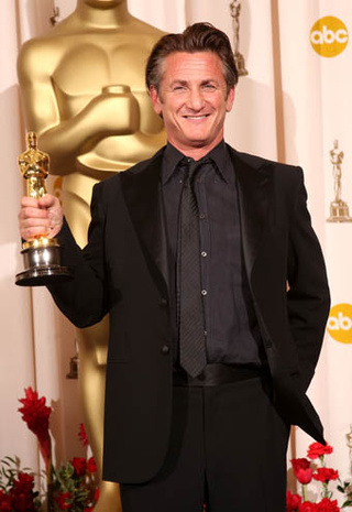 Sean Penn Lobbies For Harvey Milk Day; Chris Brown & Rihanna Leave Miami