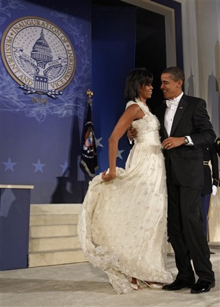 "Do The Obamas Signal A Return To  ""Married Romance?"""