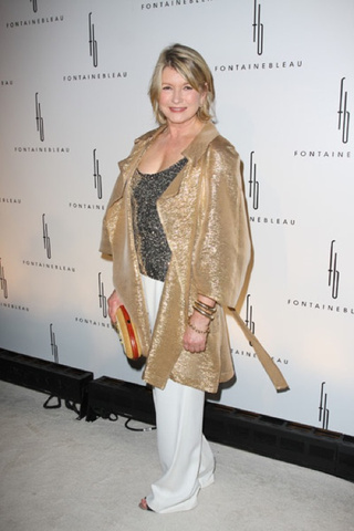 Martha In Metallics: It's A Good Thing